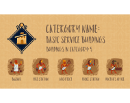 Basic Service Buildings Info PNG